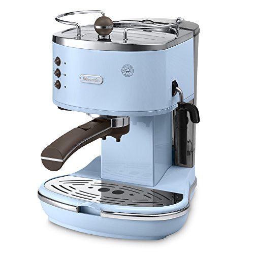 德龙/Delonghi 咖啡机 ECOV311AZ--蓝色