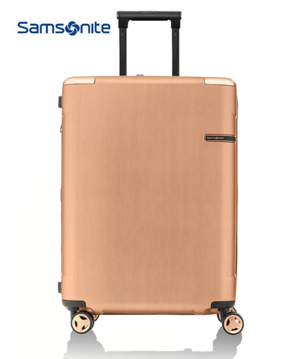 新秀丽/Samsonite 拉杆箱 Evoa系列 EXP 25寸 DC0*66004 -ROSE GOLD
