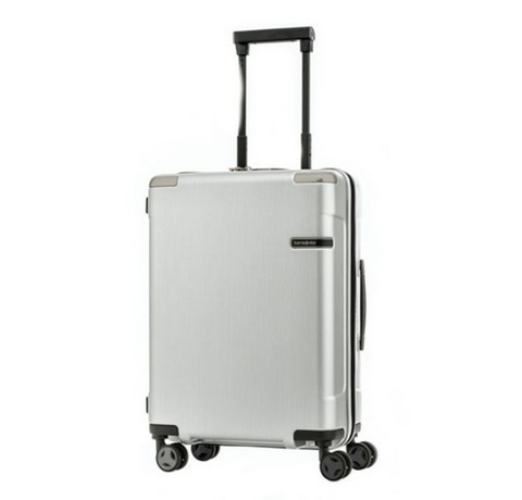 新秀丽/Samsonite 拉杆箱 Evoa系列 20寸 DC0*07003 -BRUSHED SILVER